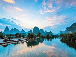 桂林上半年接待游客量突破6000万人次