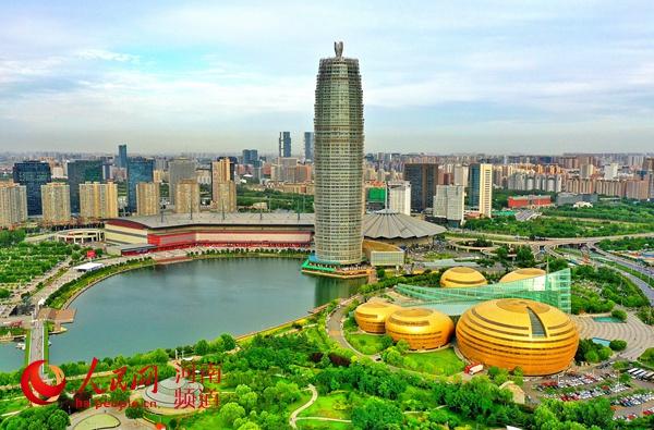 """河南郑州:一座被火车""""唤醒""""的城市"""