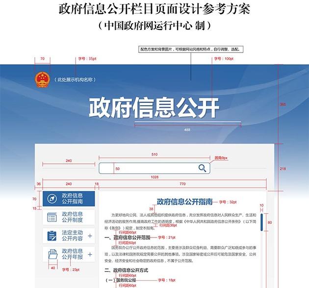 国务院办公厅政府信息与政务公开办公室关于规范政府信息公开平台有关事项的通知