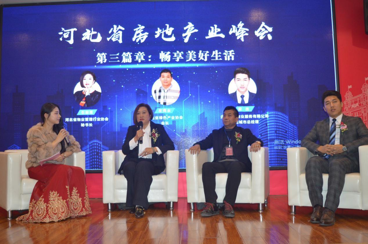 2020房地产如何布局?听听河北省房地产业峰会专家怎么说