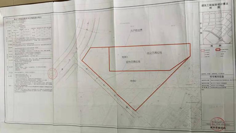 江苏六合:一企业签约土地被转卖