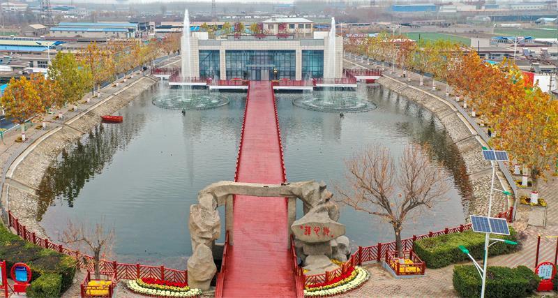 河北唐山:江北第一镇的新跨越
