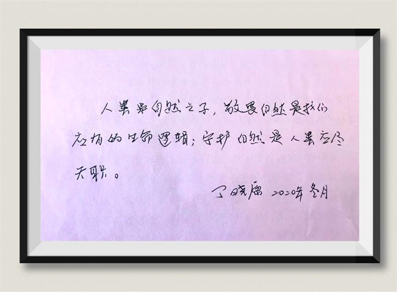 """""""魏州杯——生态文学作品"""" 文学寄语活动(六)"""