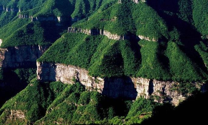 太行山:青山重现 铺展绿色画卷