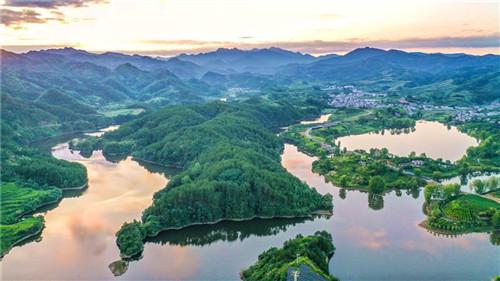 湖北:健全五级巡查体系 守护青山绿水